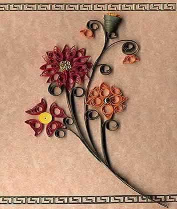 Quilling Projects